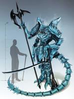 OVERLORD characters - Cocytus