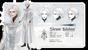 Character Sheet - Silevon