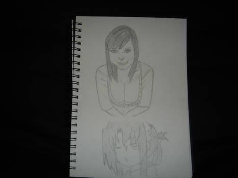 Sketching practise 29-6-10
