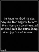 Sorrow by sarahakl