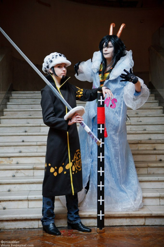 One Piece Cosplay by Loki-Akuma