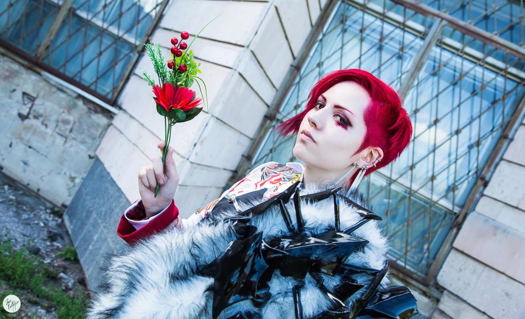 Reine Des Fleurs3 by Loki-Akuma