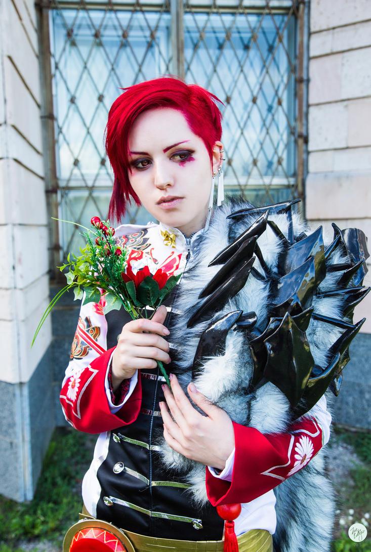 Reine Des Fleurs4 by Loki-Akuma