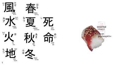Kanji Flashcard by Nippongo
