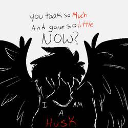 Now I Am A Husk {Vent} by Kamiinarii