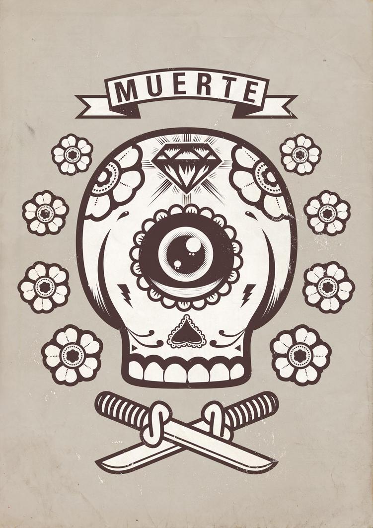 Muerte by MadAtterSA