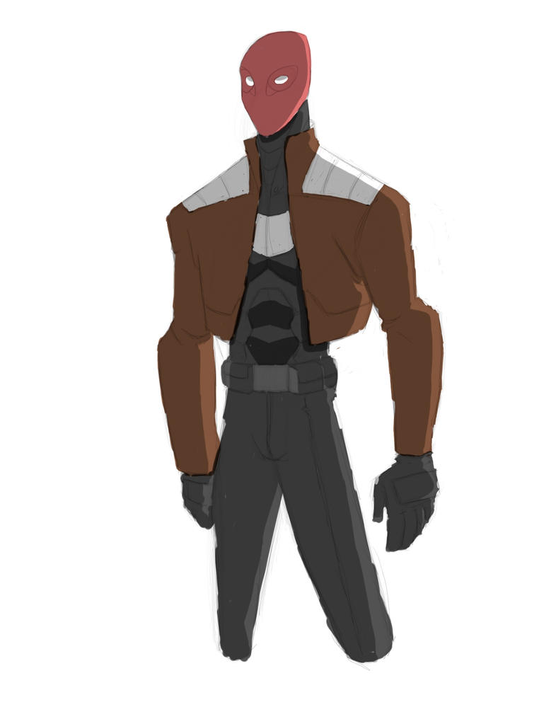 Red hood in young justice