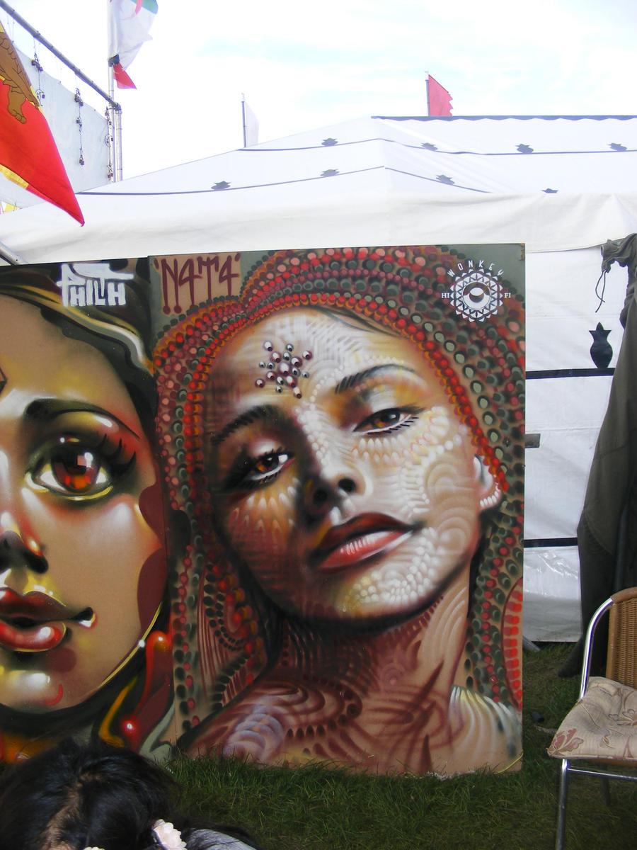 shambala 2012 by n4t4
