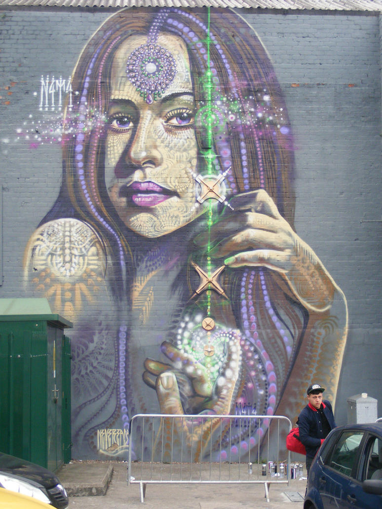 digdeth goddess by n4t4
