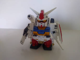 PF-78-1 Perfect Gundam by kerosoldier