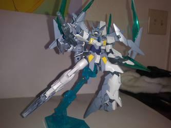 AGE-IIMG-SV Gundam Magnum SV ver. by kerosoldier