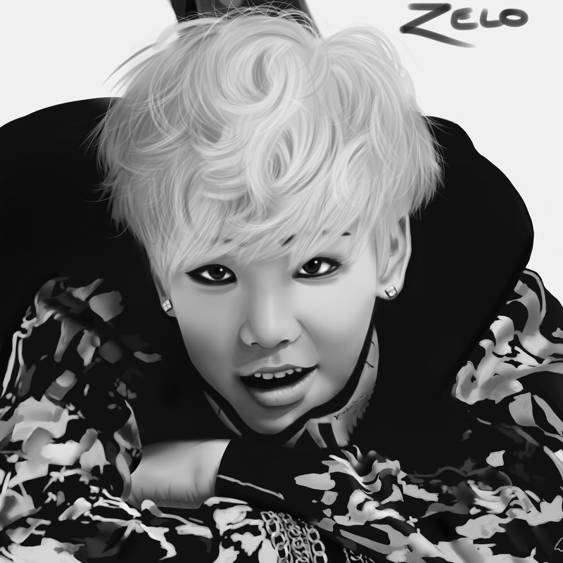 B.A.P: Zelo by Quitoxi...