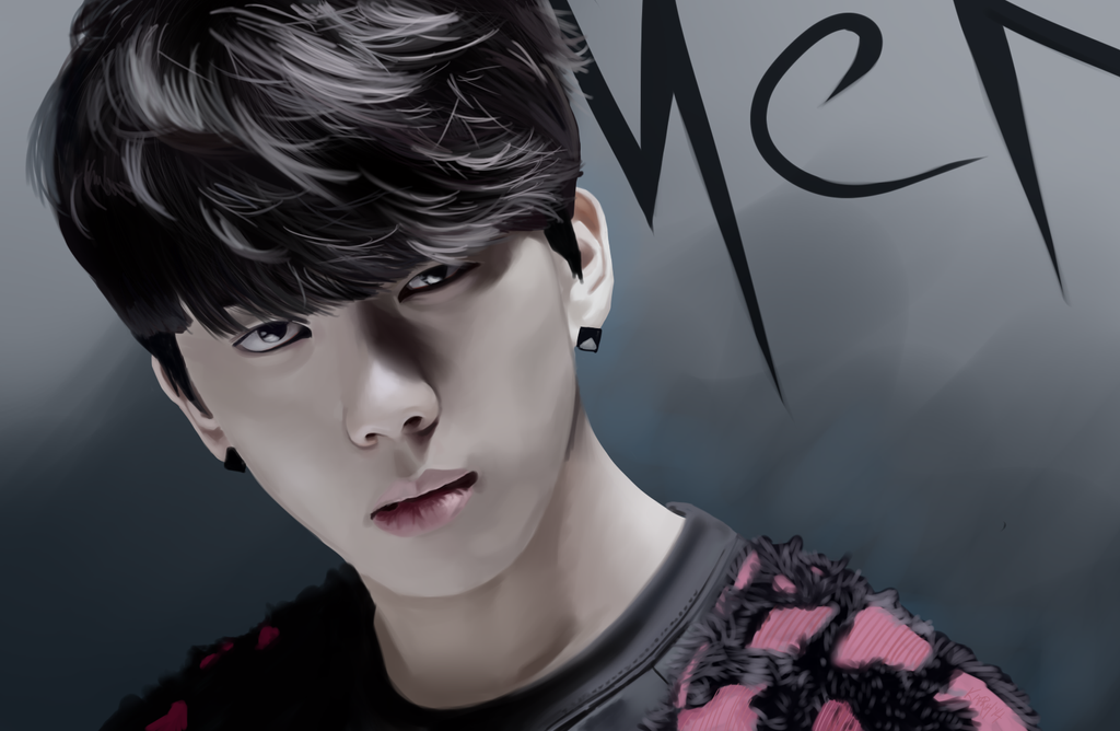 B.A.P: Youngjae No Mercy by Quitoxica on DeviantArt