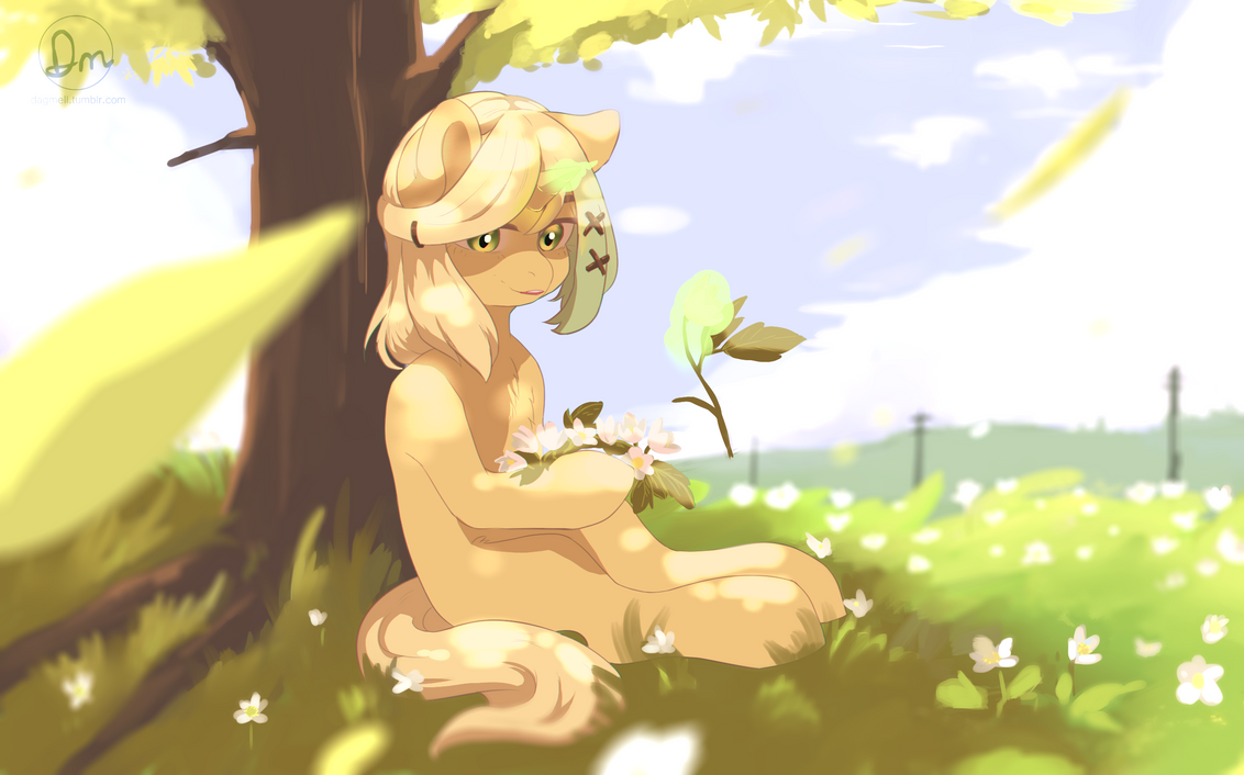 Here Comes The Sun by Dagmell