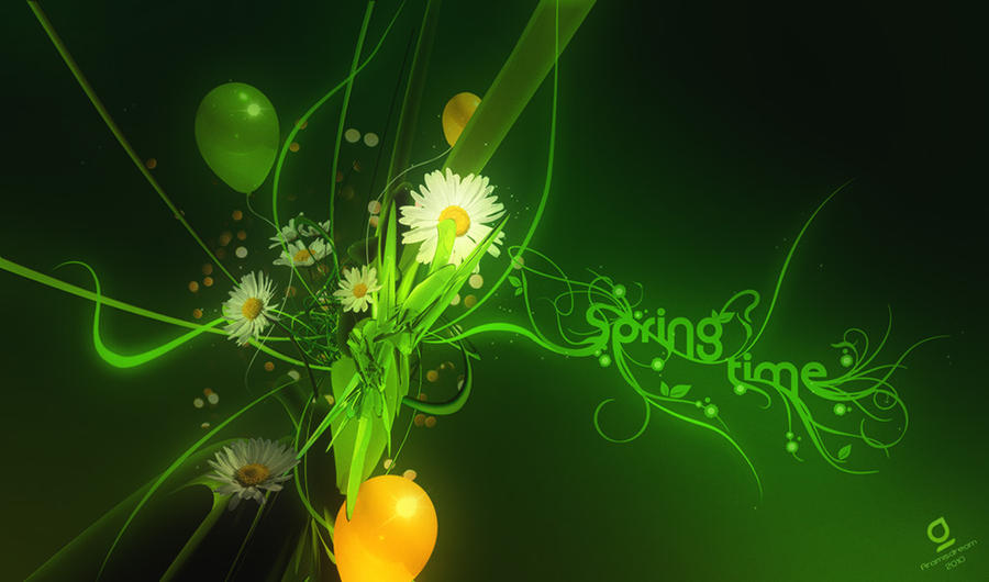 Spring Time by Aramisdream