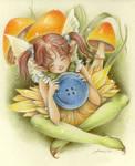 Precious little treasure by Aramisdream