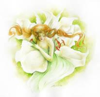 Lilium by Aramisdream