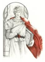 Holy Paladin by Aramisdream
