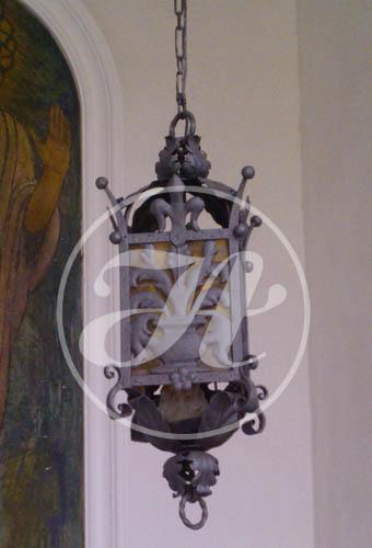 Votive lamp by Aramisdream