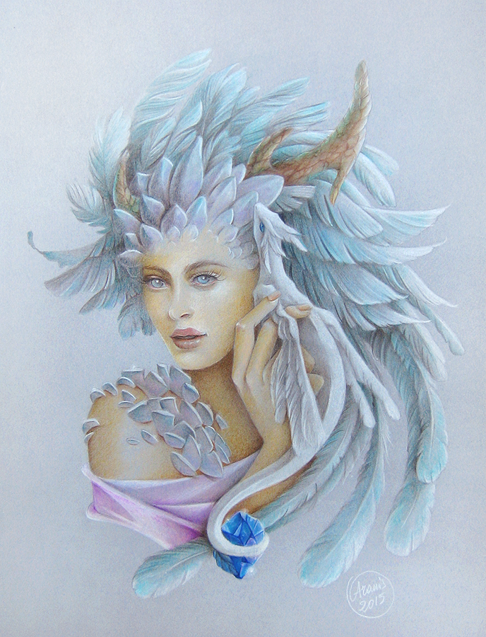 Fairy Dragon by Aramisdream