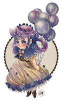 Lady Berry by Aramisdream