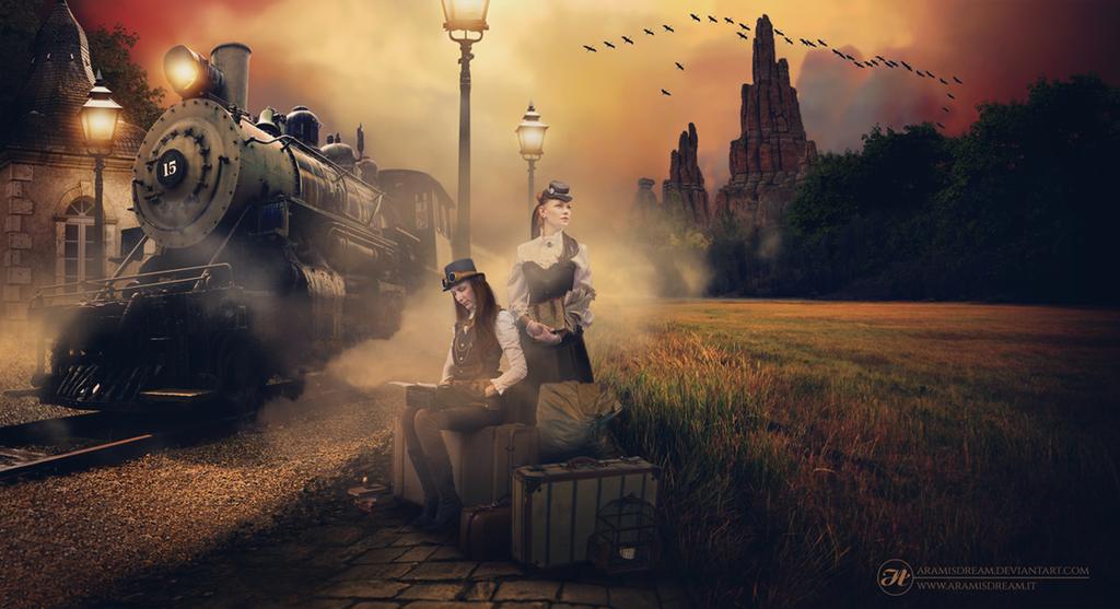 Dream Station Travel Case