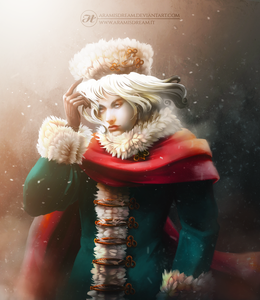 The winter Prince by Aramisdream