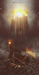 Tower of Nightmares by Aramisdream