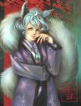 Yuki the Silver Fox