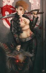 Like a new Judith by Aramisdream
