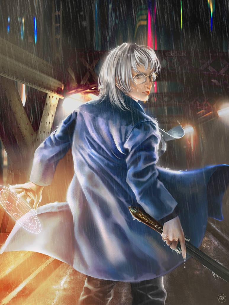 Midnight Storm by Aramisdream