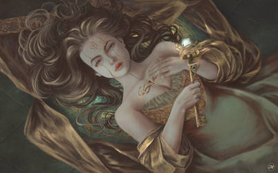 Ynoah - The Keeper of secrets
