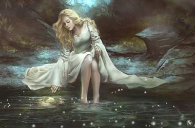 Eowyn by Aramisdream