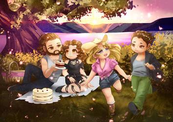 Magic picnic