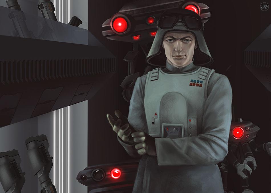 General Sorin - Star Wars