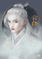 Young master Sheng Yun Bai by Aramisdream