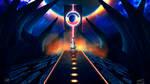 Cosmic Journey by Aramisdream
