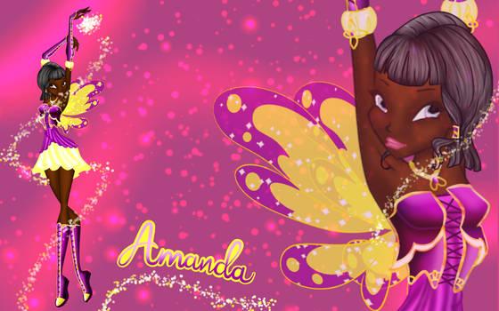 Amanda Magic Winx *NEW*