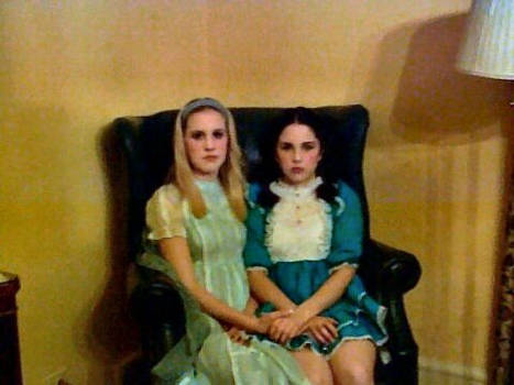 Alice and Becky Dolls