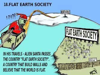 018 Flat Earth Society