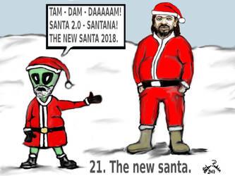 021 The New Santa