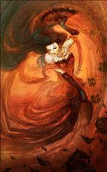 dancer by tahra