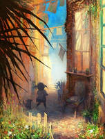 Back street by tahra