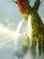 crying tree by tahra