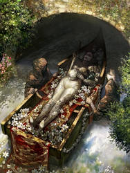 funeral by tahra