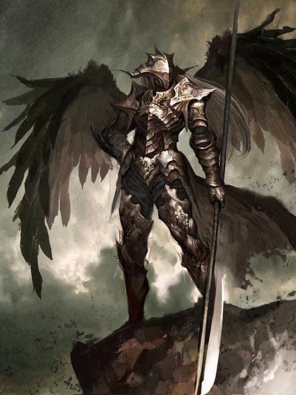 Knight By Tahra On Deviantart