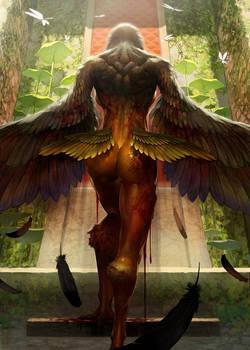 Crow queen