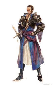 Royal guard captain