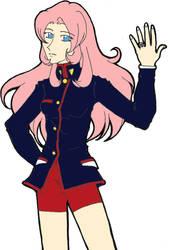 Revoluntionary Girl Utena - Utena Tenjou by lilnutta10