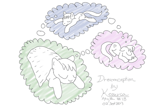 Dreamception [ATG3 Day 18]